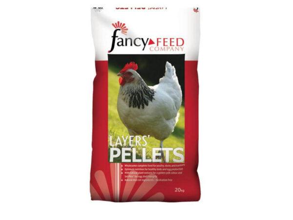 layers pellets