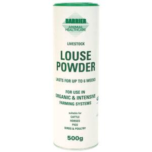 louse powder